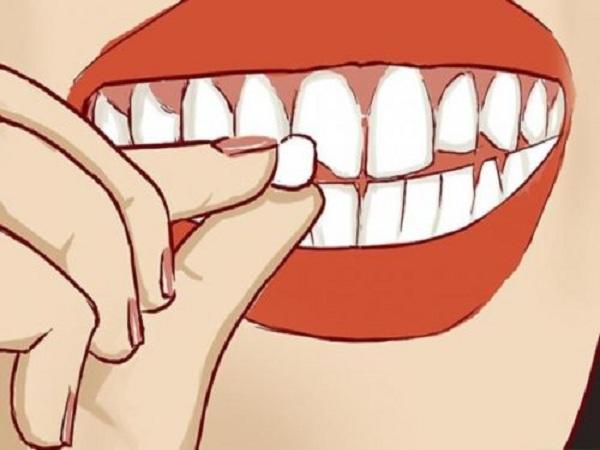 Điềm báo mẻ răng tốt hay xấu?