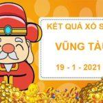 Phân tích KQXS Vũng Tàu thứ 3 ngày 19/1/2021