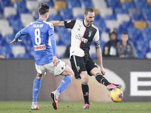 Nhận định tỷ lệ Juventus vs Napoli, 03h00 ngày 21/1 - Siêu Cup Italia