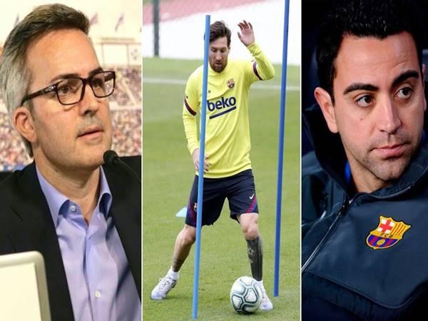 Tin thể thao tối 15/1: Barca đã nghĩ ra cách giữ chân Messi