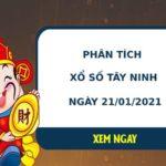 Phân tích kết quả XS Tây Ninh ngày 21/01/2021