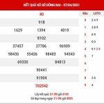 Phân tích XSDN ngày 14/4/2021 – Phân tích KQXS Đồng Nai thứ 4
