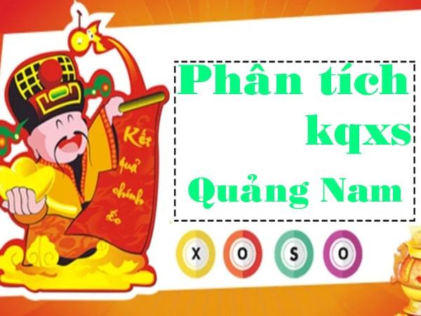 Phân tích kqxs Quảng Nam 13/4/2021