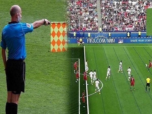 Công nghệ giúp chuẩn hóa việt vị bóng đá
