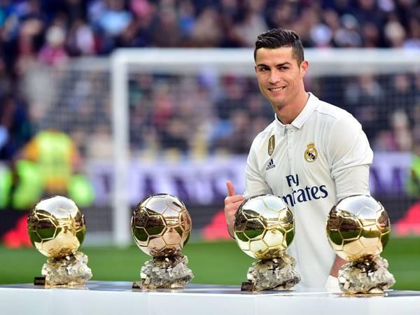 Lương Ronaldo là bao nhiêu? Ronaldo có mức thu nhập khủng