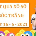 Phân tích KQXS Sóc Trăng thứ 4 ngày 16/6/2021