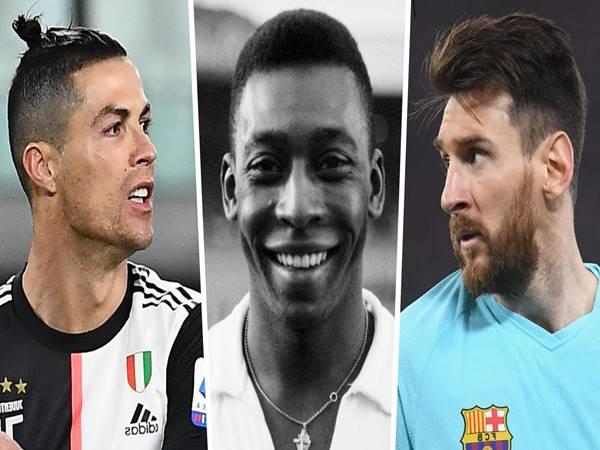 Cầu thủ ghi nhiều bàn thắng nhất mọi thời đại