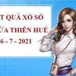 Phân tích KQSX Thừa Thiên Huế thứ 2 ngày 26/7/2021