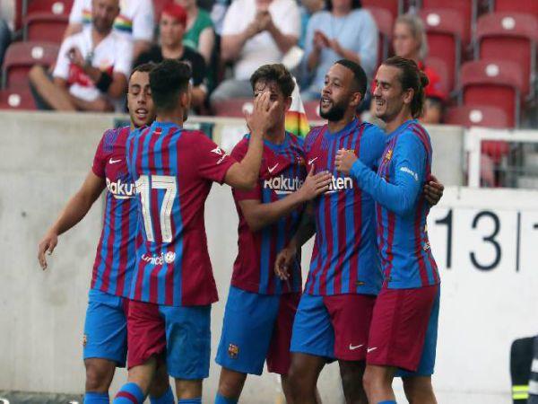 Nhận định kèo Salzburg vs Barcelona, 0h00 ngày 5/8 - Giao Hữu