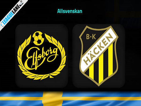 Nhận định Elfsborg vs Hacken – 00h00 14/09, VĐQG Thụy Điển