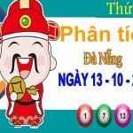 Phân tích XSDNG ngày 13/10/2021 – Phân tích KQXS Đà Nẵng thứ 4